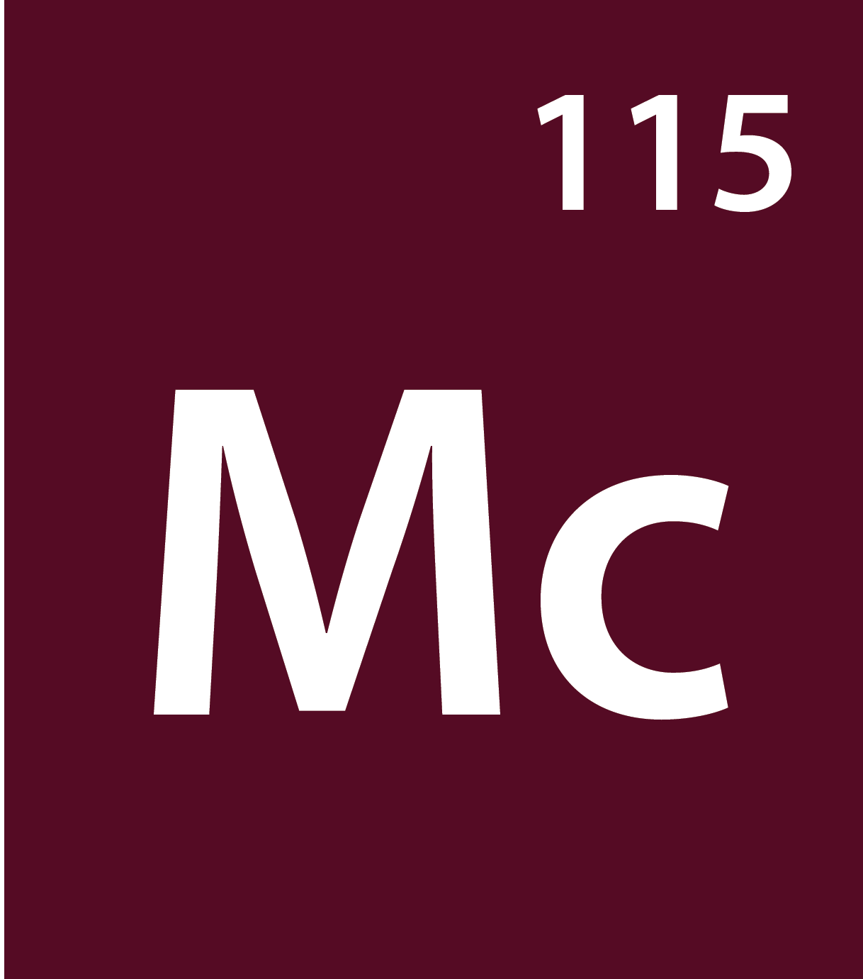 Moscovium isotopes: Mc-287, Mc-288